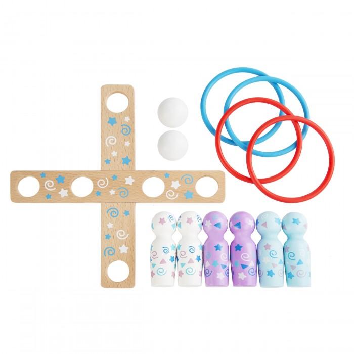 Картинка для Деревянные игрушки Игрушки из дерева Боулинг