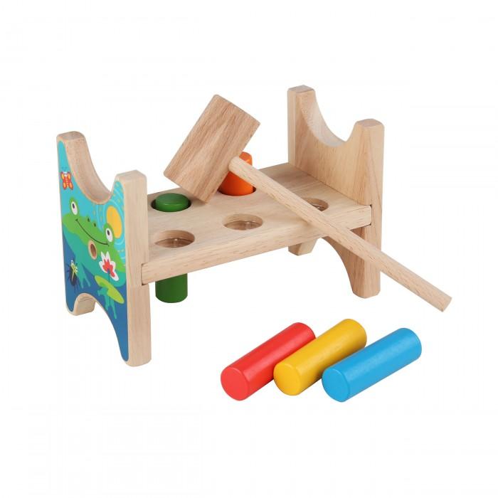 Картинка для Деревянные игрушки Игрушки из дерева Стучалка гвозди-перевертыши