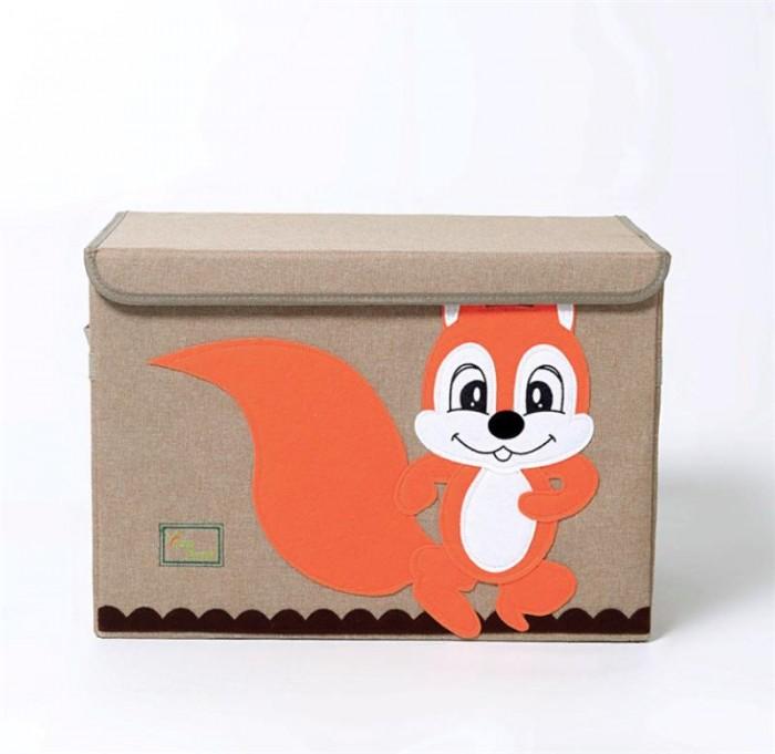 Joki Home Сундук для вещей и игрушек Белка 53х36х36 см