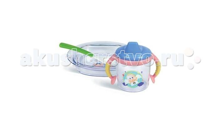 Посуда Сказка Набор посуды 2813 съёмн ручка для наборов посуды 50шт 1141376