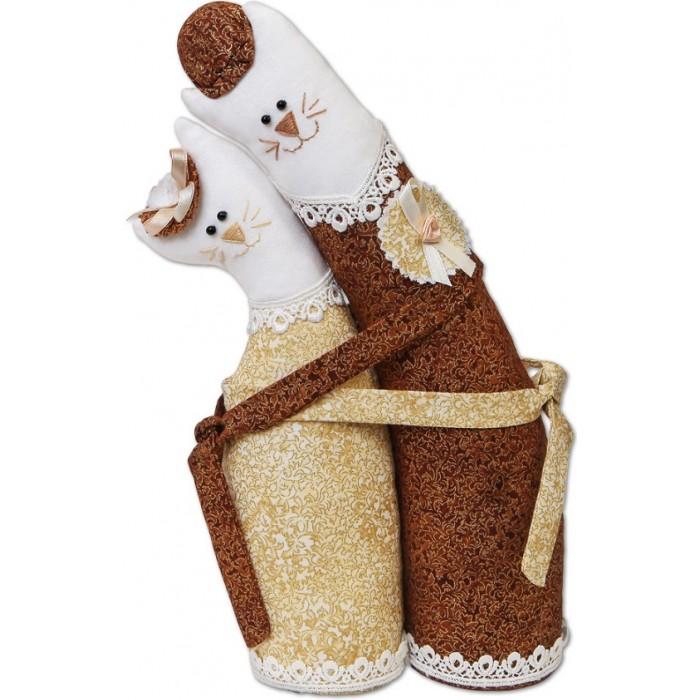Фото - Наборы кройки и шитья Miadolla Набор для изготовления игрушки Коты-обнимашки набор для изготовления игрушки милота набор для изготовления кукол фиолетта
