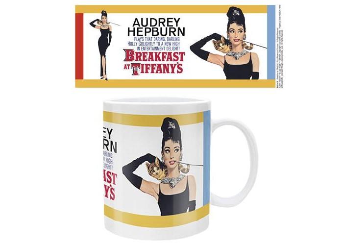 Купить Посуда и инвентарь, Pyramid International Чашка Одри Хепберн