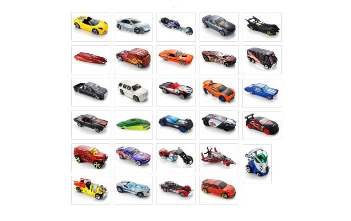 Машины Mattel Hot Wheels Машинка коллекционная