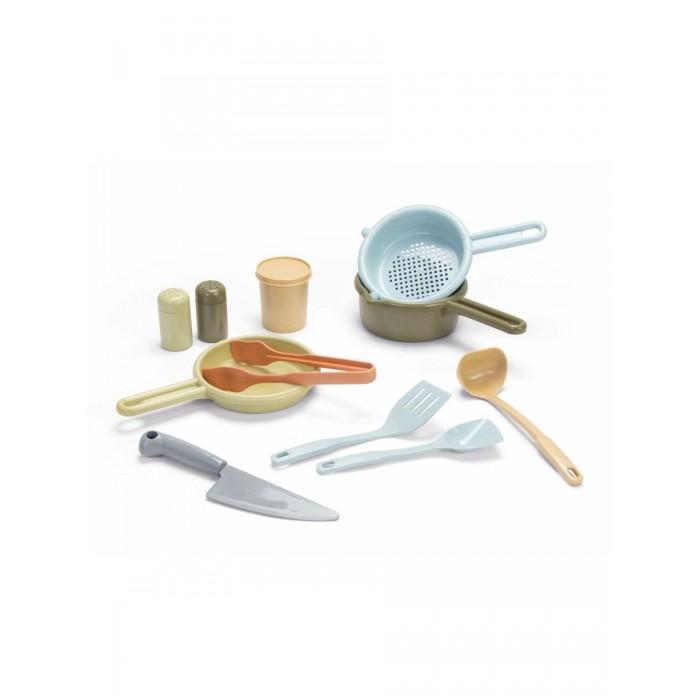 Картинка для Dantoy Набор посуды для кухни Bio