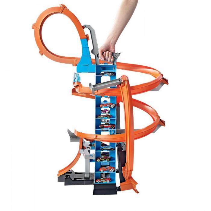 Картинка для Машины Hot Wheels Hot Wheels Игровой набор Падение с башни