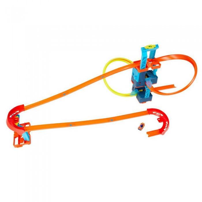 Машины Mattel Hot Wheels Конструктор трасс Безграничное Ускорение