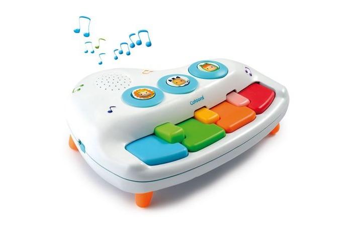 Музыкальный инструмент Smoby Cotoons Пианино 6 мелодий