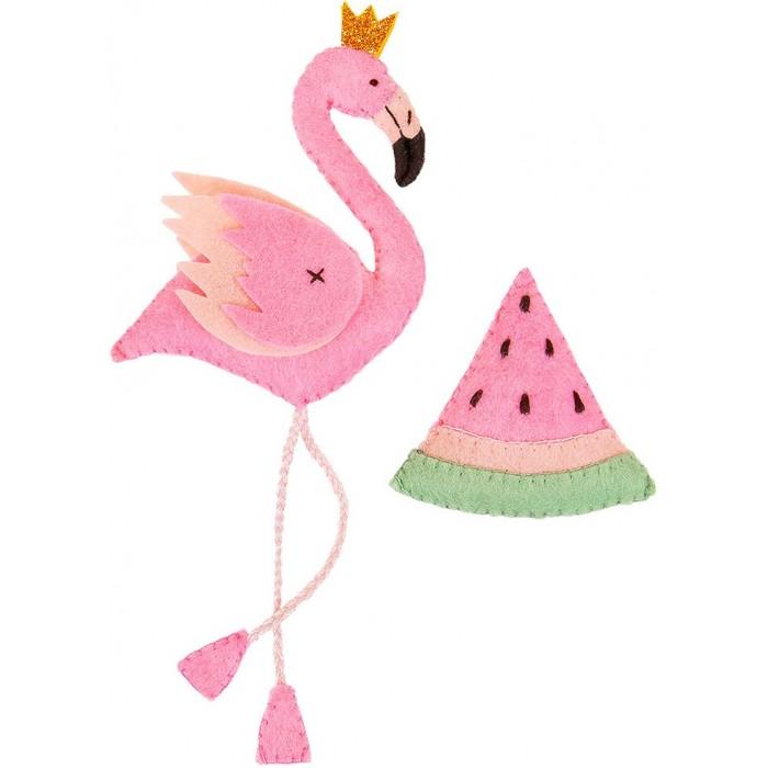 Фото - Наборы кройки и шитья Miadolla Набор для изготовления игрушки Райский фламинго набор для изготовления игрушки милота набор для изготовления кукол фиолетта
