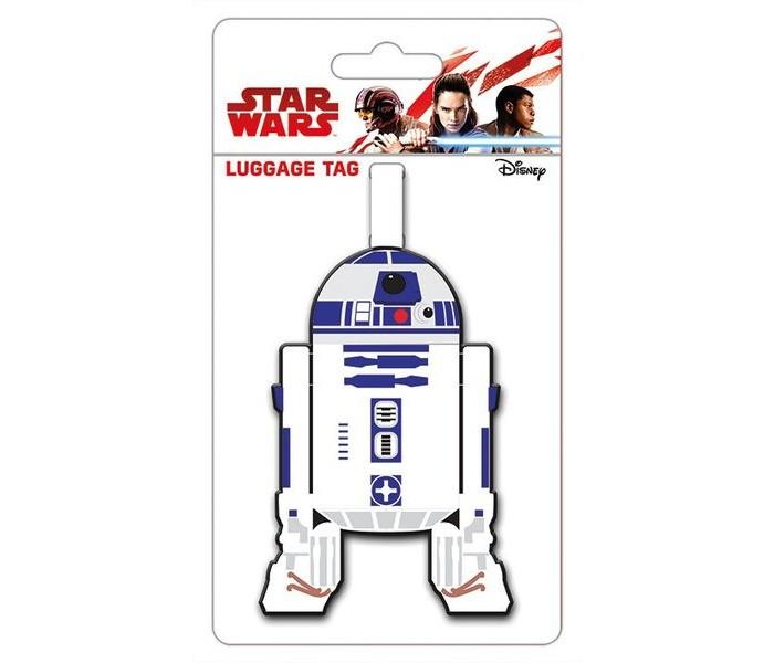 Pyramid International Багажная бирка Звёздные войны R2-D2