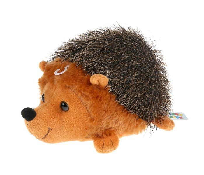 Купить Мягкие игрушки, Мягкая игрушка Мульти-пульти Ёжик 20 см