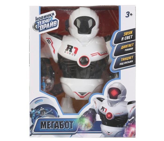 Фото - Роботы Технодрайв Робот Мегабот 20 см робот технодрайв робот