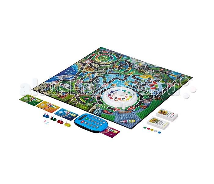 Hasbro Games Настольная игра в жизнь с банковскими картами