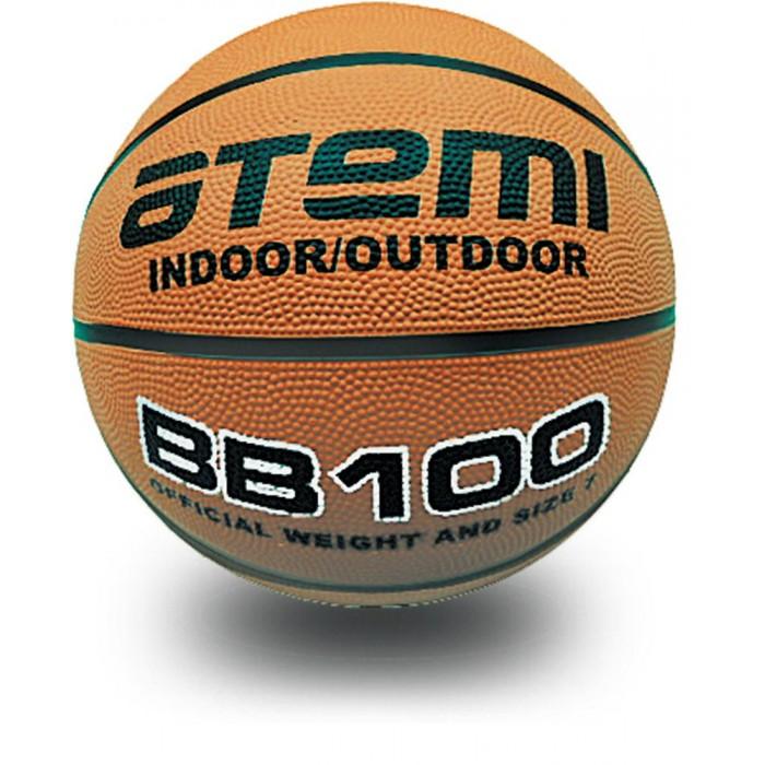 Мячи Atemi Мяч баскетбольный BB100 размер 7