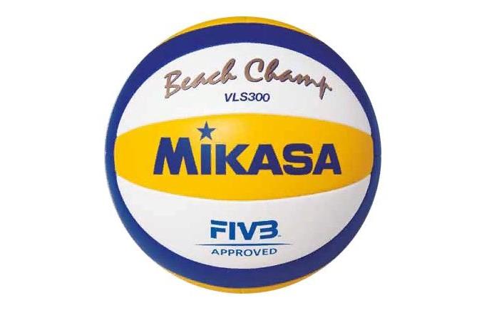 Мячи Mikasa Мяч волейбольный Beach Champ VLS300