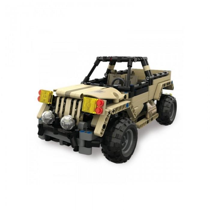 Купить Конструкторы, Конструктор Mould King электромеханический Армейский джип (487 деталей)