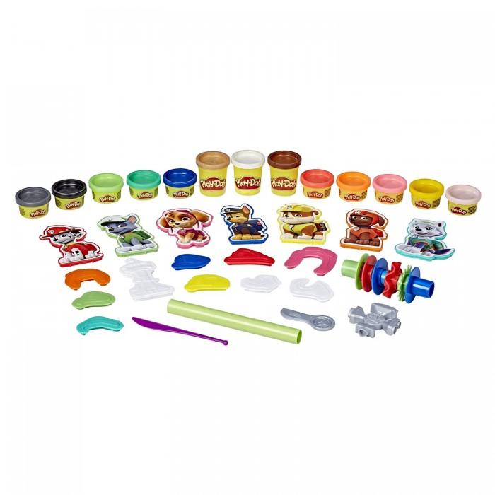 Пластилин Play-Doh Набор Щенячий патруль