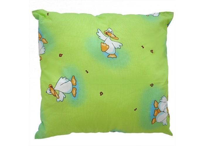 Подушки для малыша Карапуз Подушка для новорожденного 34-КИ 40х40 (средняя толщина) футболка с полной запечаткой для девочек printio дом милый дом