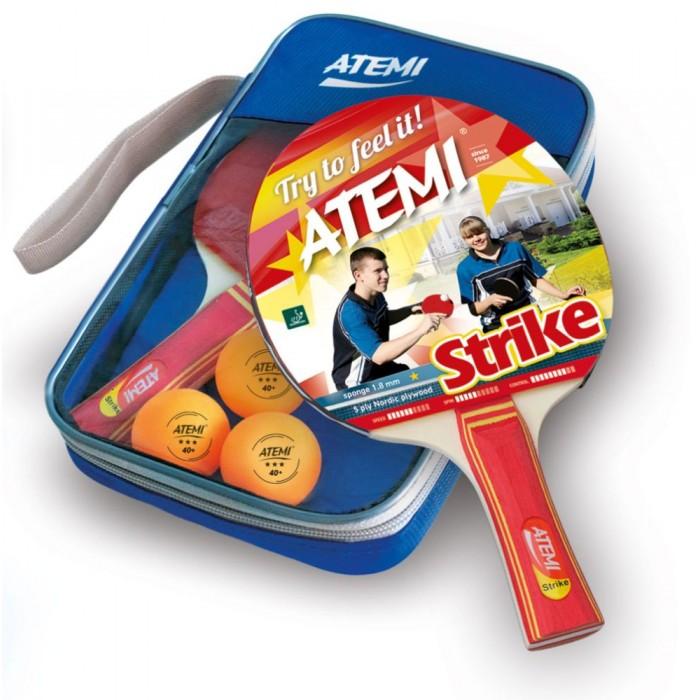 спортивный инвентарь Спортивный инвентарь Atemi Набор для настольного тенниса Strike