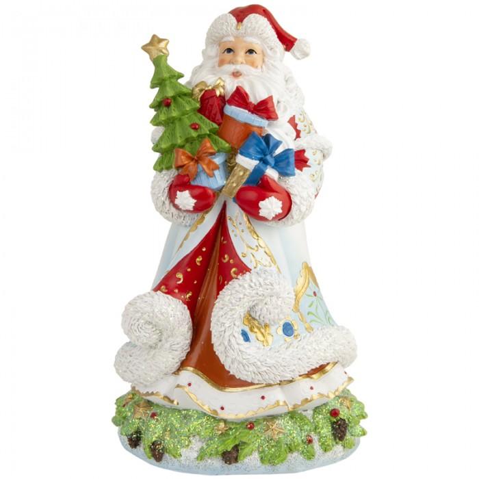 Новогодние украшения Феникс Презент Декоративная фигурка Дедушка мороз