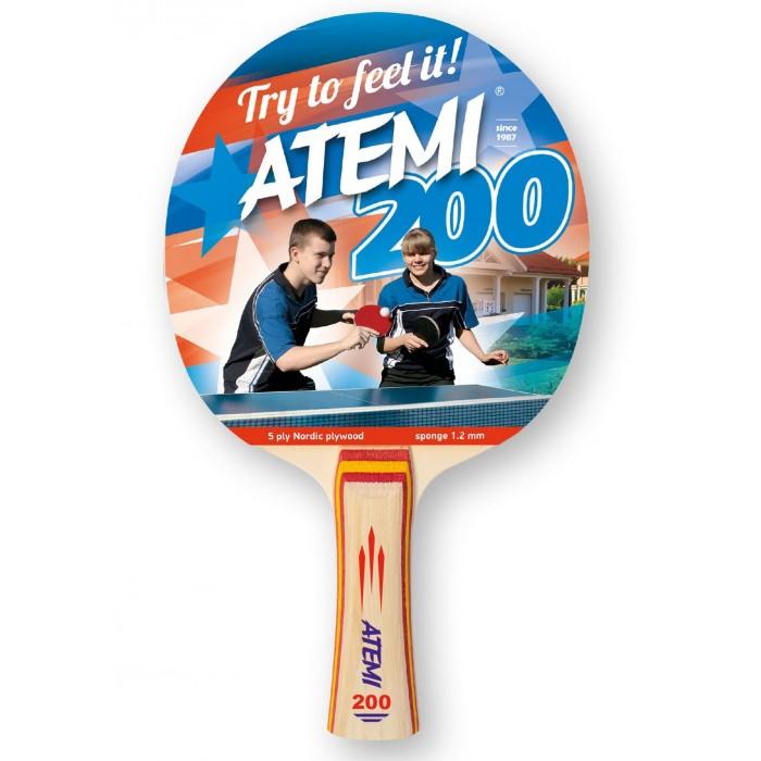 спортивный инвентарь Спортивный инвентарь Atemi Ракетка для настольного тенниса 200 AN