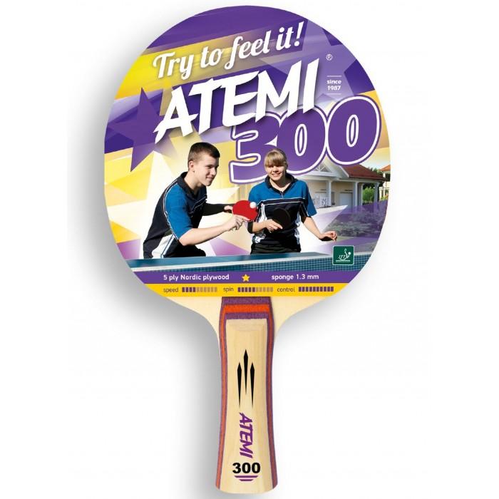 Купить Спортивный инвентарь, Atemi Ракетка для настольного тенниса 300 CV