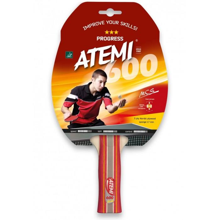 Купить Спортивный инвентарь, Atemi Ракетка для настольного тенниса 600 AN