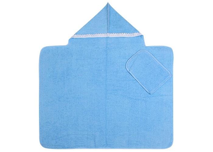 Полотенца Арго Полотенце-уголок и рукавичка Я0042651 крестильная одежда арго уголок с оборочкой 009 2н