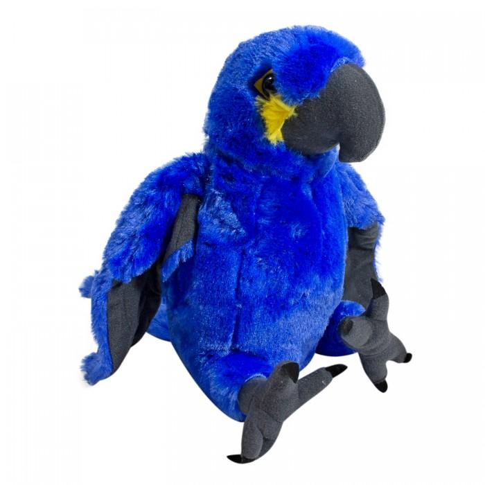 Купить Мягкие игрушки, Мягкая игрушка Wild Republic Гиацинтовый ара 30 см