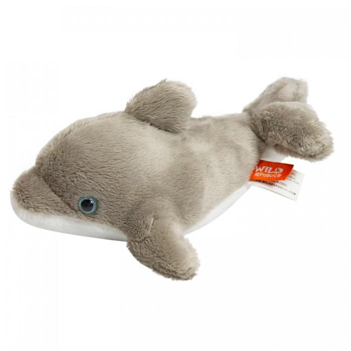 Мягкие игрушки Wild Republic Дельфин 18 см