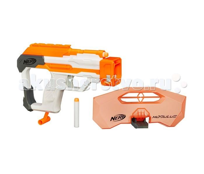 Игрушечное оружие Nerf Hasbro Модулус сет3: Искусный защитник оружие игрушечное hasbro nerf бластер зомби слингфайр