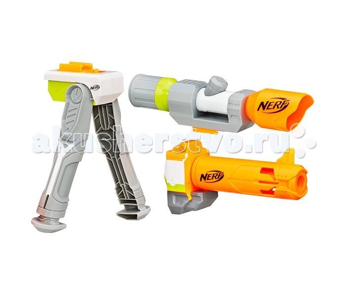 Игрушечное оружие Nerf Hasbro Модулус сет 4: Меткий стрелок оружие игрушечное hasbro hasbro бластер nerf n strike mega rotofury