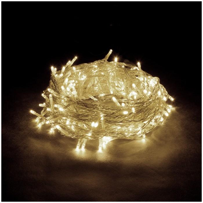 Новогодние украшения Vegas Электрогирлянда-конструктор светодиодная Занавес 96 ламп 2x1 м недорого