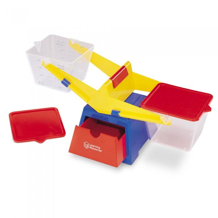 Раннее развитие Learning Resources Мои первые игрушечные весы