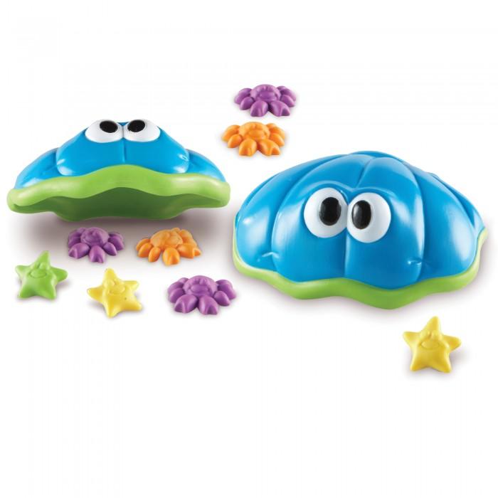 Купить Развивающие игрушки, Развивающая игрушка Learning Resources Игровой набор Морской берег (124 элемента)