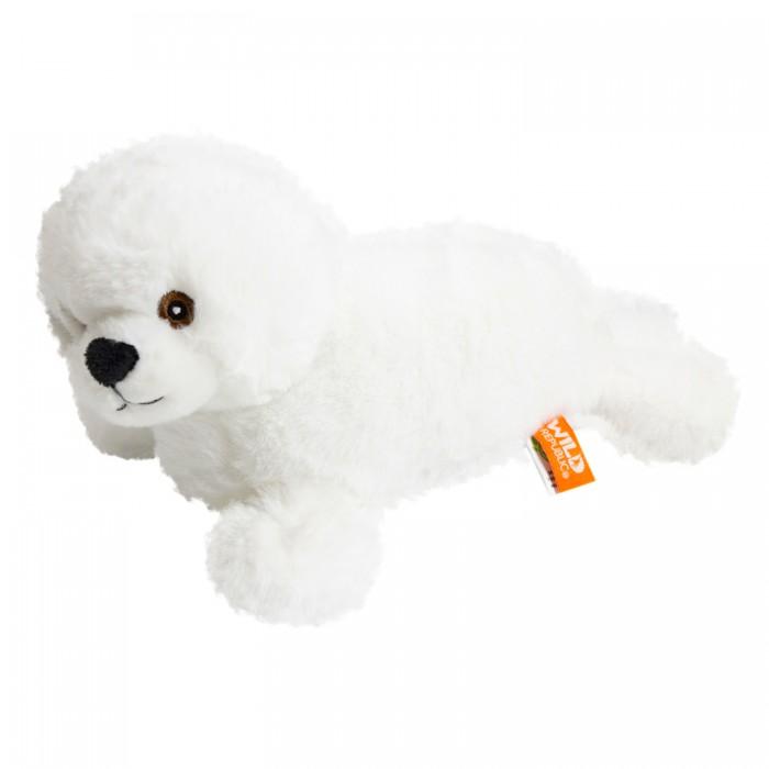 Картинка для Мягкие игрушки Wild Republic Гренландский тюлень 23 см