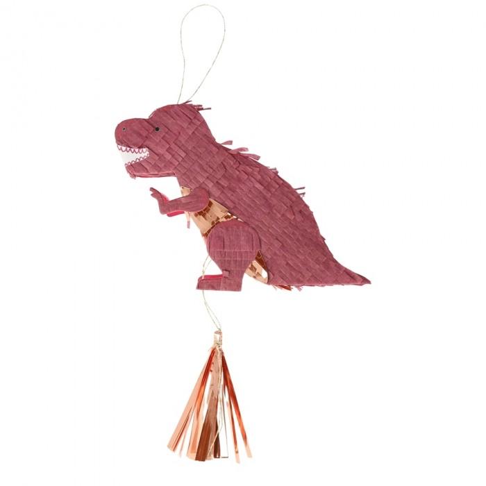 Товары для праздника, MeriMeri Пиньята Динозавр маленький  - купить со скидкой