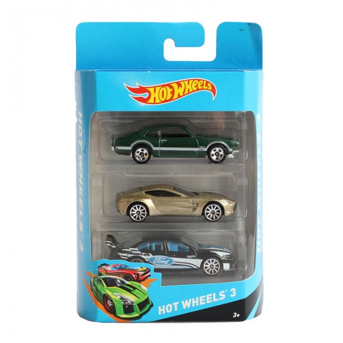 Машины Hot Wheels Набор 3 машинки 5904K