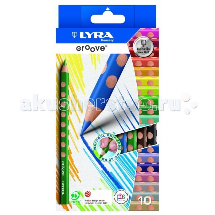 Lyra Groove цветные утолщённые 10 цветов