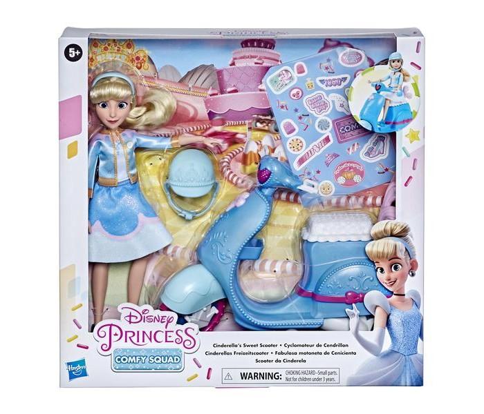 Купить Куклы и одежда для кукол, Disney Princess Игровой набор Комфи Скутер