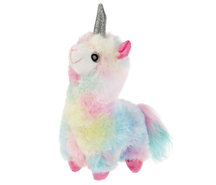 Картинка для Мягкая игрушка Мульти-пульти Сказочная лама 18 см