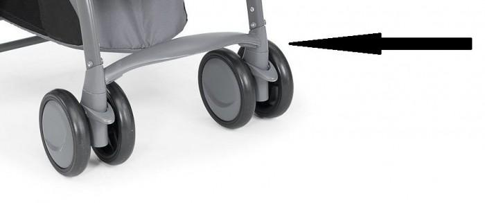 Аксессуары для колясок Chicco Подножка для прогулочной коляски Simplicity Plus коляски трансформеры chicco urban plus crossover