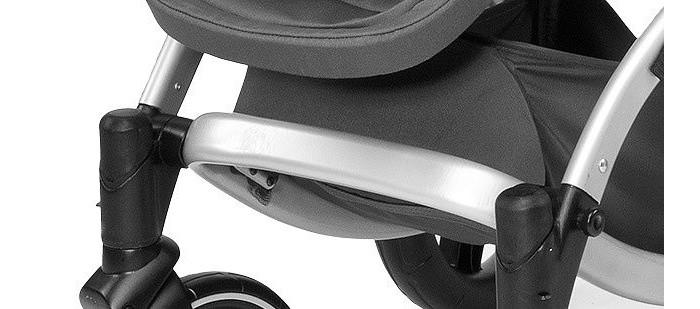 Аксессуары для колясок Chicco Шасси для сменных передних колёс к коляске Artic