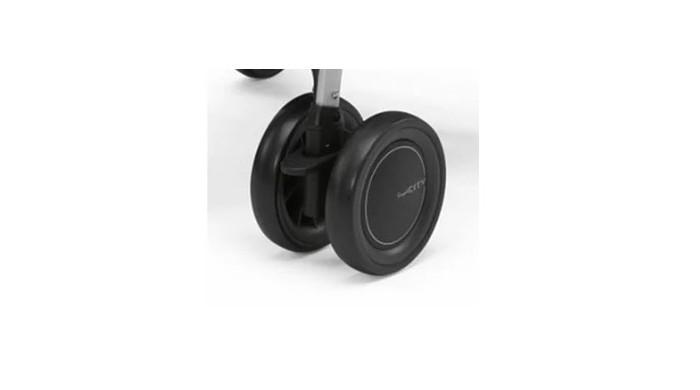 Аксессуары для колясок Chicco Колесо переднее сдвоенное для коляски SimpliCity коляски трансформеры chicco urban plus crossover