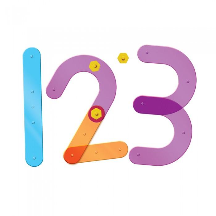 Конструктор Learning Resources Строим числа (55 элементов)