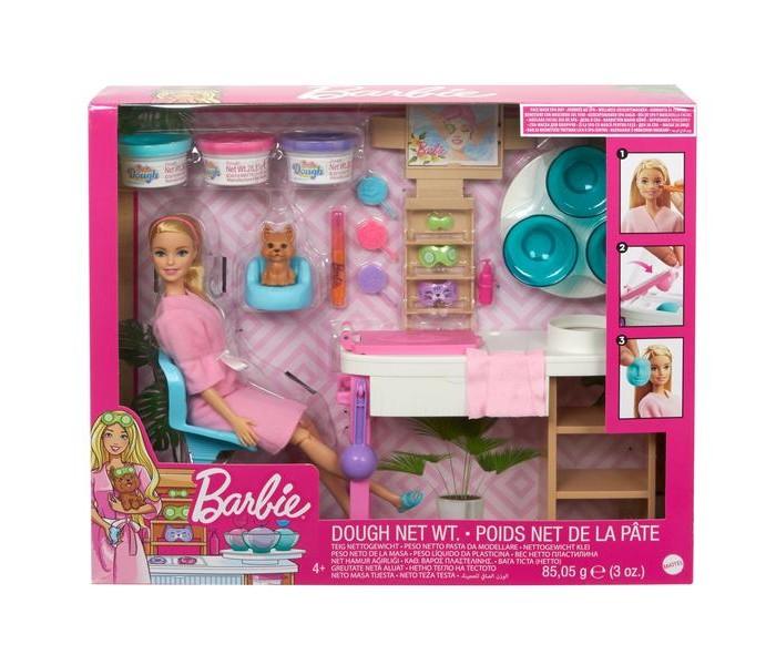 Фото - Игровые наборы Barbie Игровой набор СПА набор игровой barbie оздоровительный спа центр gjr84