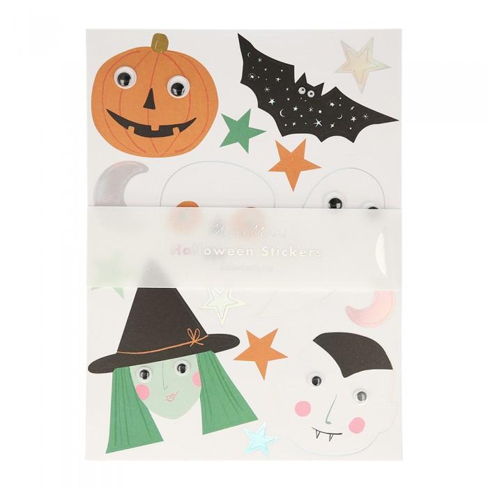 Купить Детские наклейки, MeriMeri Наклейки Мотив Хэллоуина
