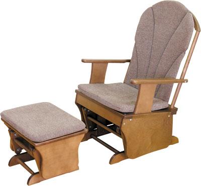 Кресло для мамы Можга (Красная Звезда) качалка С-454 от Акушерство