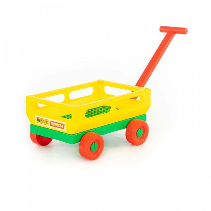 игрушки в песочницу Игрушки в песочницу Полесье Тележка с ручкой №2