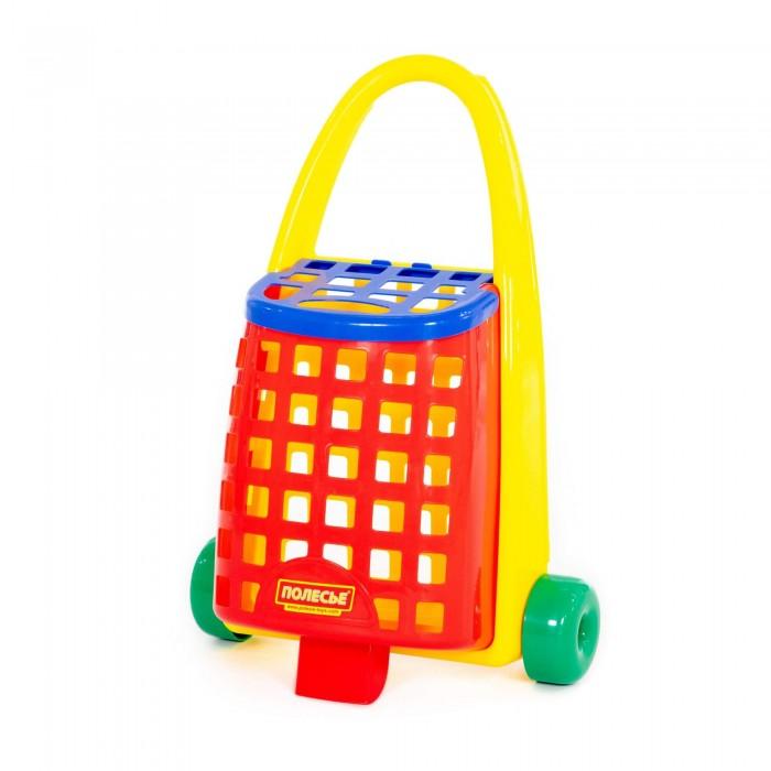 игрушки в песочницу Игрушки в песочницу Полесье Забавная тележка