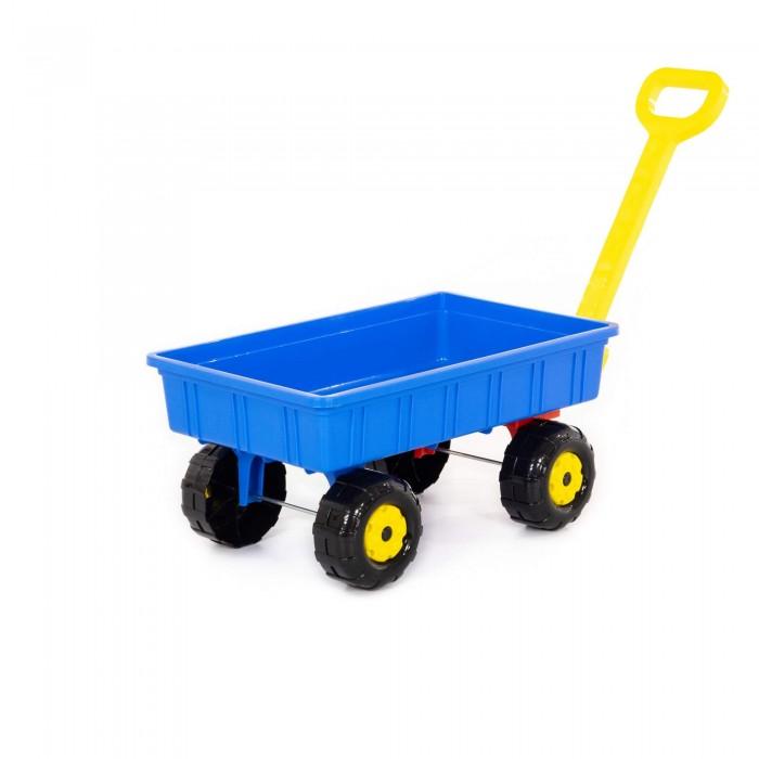 игрушки в песочницу Игрушки в песочницу Полесье Тележка Дачная